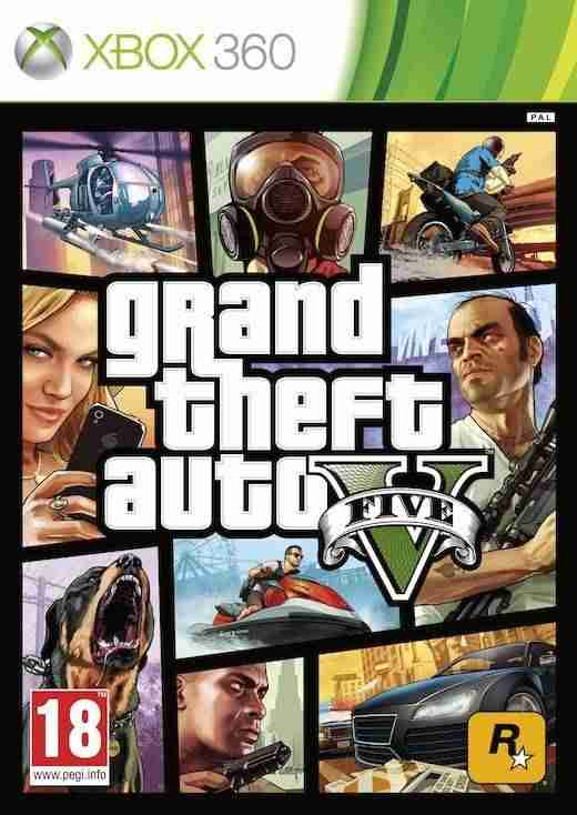 Descargar Grand Theft Auto V [MULTI5][Region Free][2DVDs][XDG3][COMPLEX] por Torrent